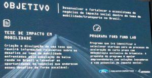 Programa anunciado no Brasil é inédito em toda a Ford mundial