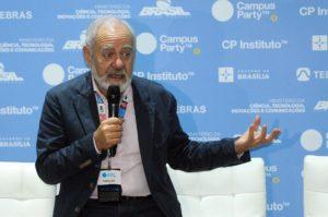 Francesco Farruggia, presidente do Instituto Campus Party