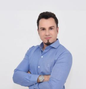 Isaac Ivanoff, diretor comercial da Apex America